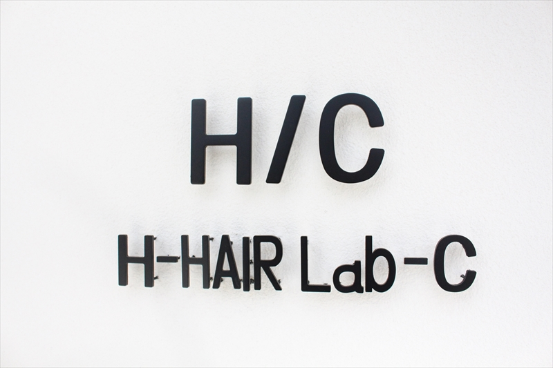 アッシュヘアーラボ チヨカワ H-hair lab-C